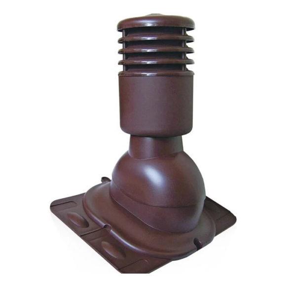 Вентиляционный выход универсальный KU 150 мм утепленный