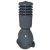Вентиляционный выход KBW для металлочерепицы высокий профиль утепленный