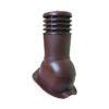 Вентиляционный выход Kronoplast KBW для металлочерепицы с высоким профилем.