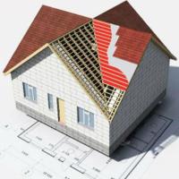 Формы и элементы крыши