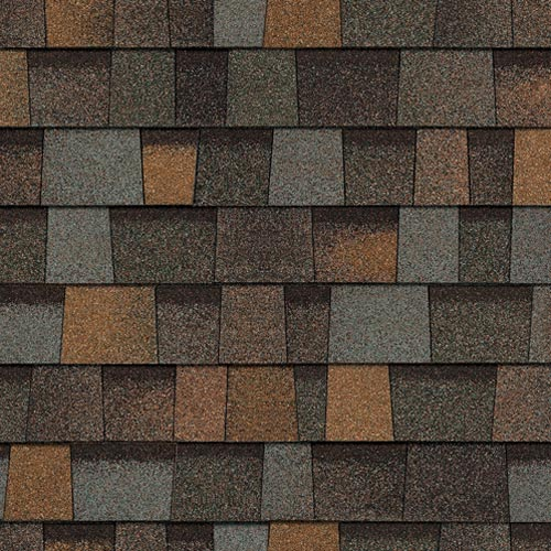 Owens Corning Duration AR DCC цвет AGED COPPER