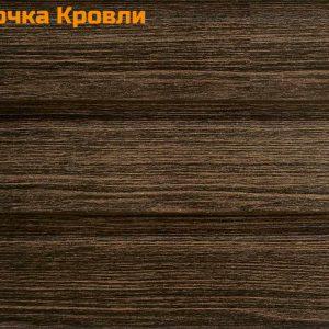 Карнизная подшивка Софит ASKO Темный дуб
