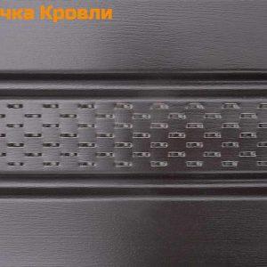 Карнизная подшивка Софит ASKO Коричневый
