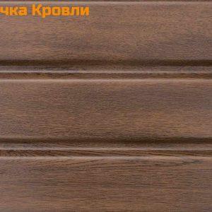 Карнизная подшивка Софит ASKO Золотой дуб