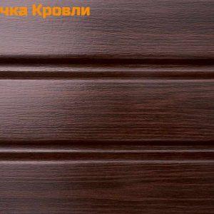Карнизная подшивка Софит ASKO Красное дерево