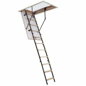 Чердачная лестница Oman MINI STALLUX 4 90×70