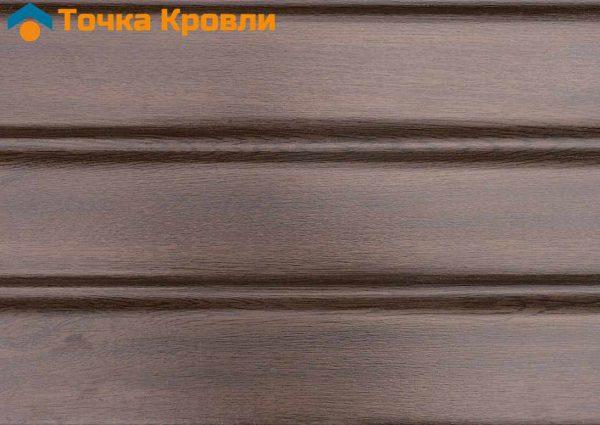 Карнизная подшивка Софит ASKO Орех